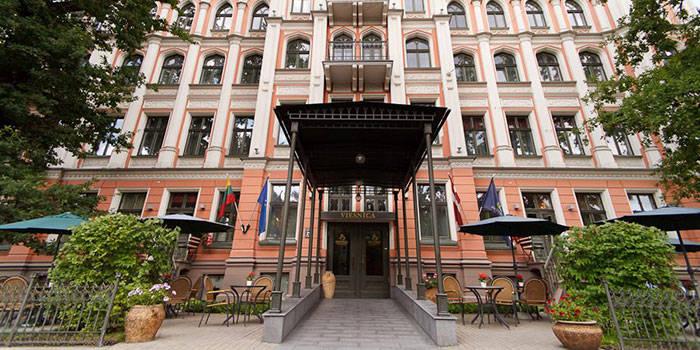 Monika Centrum Hotels - Viešbučiai Rygoje