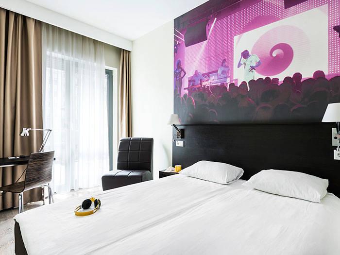Comfort Hotel LT - Rock 'n' Roll Vilnius - Viešbučiai Vilniuje