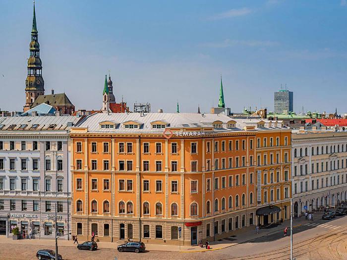 Metropole Hotel by Semarah - Viešbučiai Rygoje