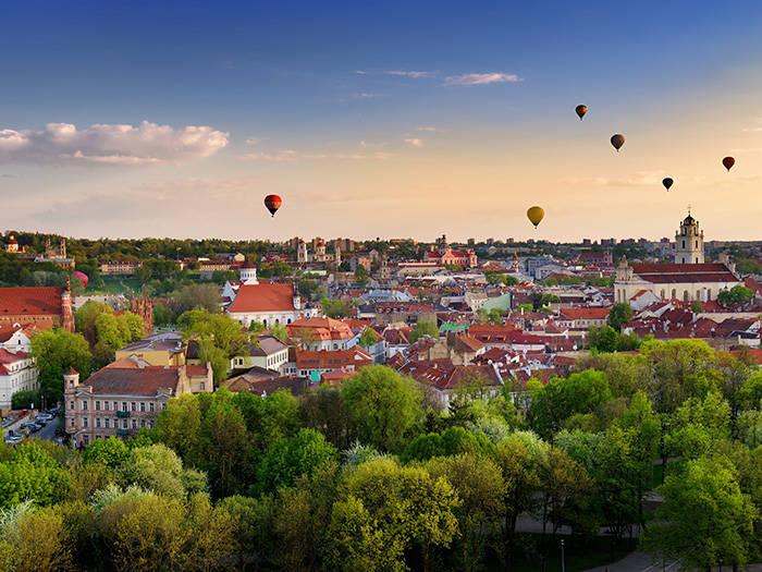 Pramogos ORE - Viešbučiai Vilniuje