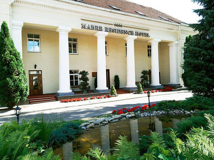 Mabre Residence Hotel - Viešbučiai Vilniuje