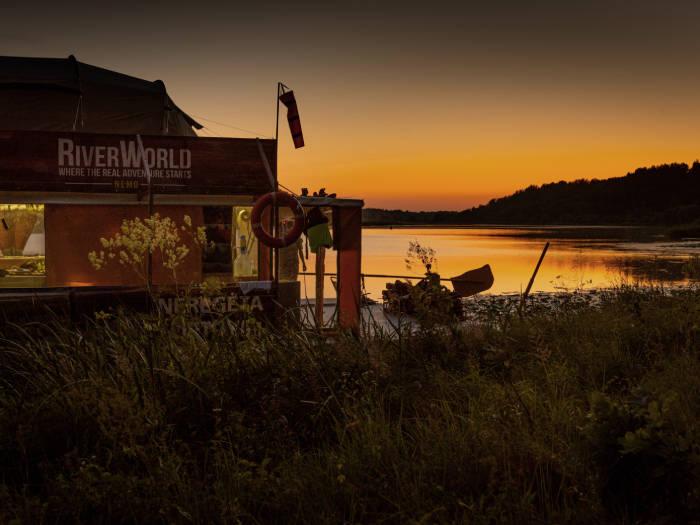 RiverWorld, NEMO plaustas - Viešbučiai Druskininkuose