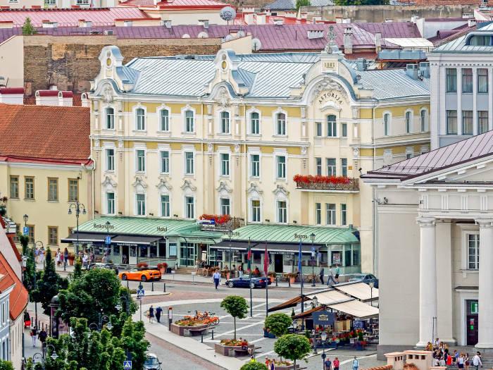 Radisson Blu Royal Astorija - Viešbučiai Vilniuje