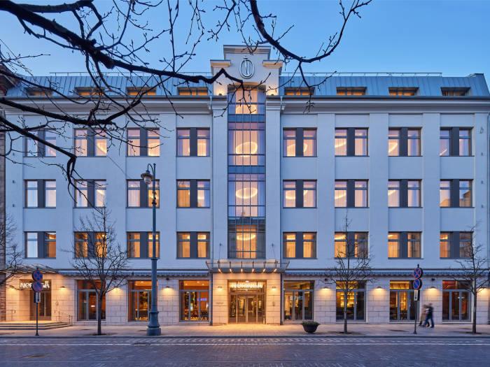 Viešbutis Neringa - Viešbučiai Vilniuje