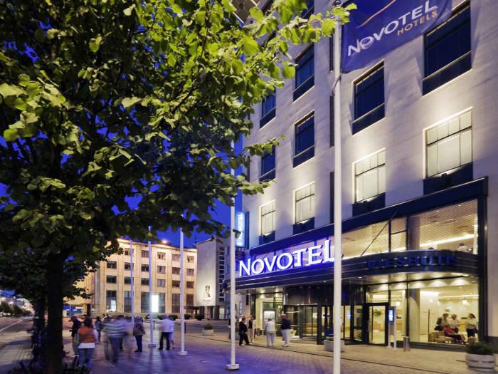 Novotel Vilnius Centre - Viešbučiai Vilniuje