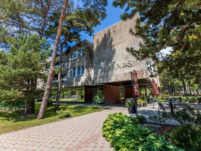 Žilvinas Hotel Palanga - Viešbučiai Palangoje